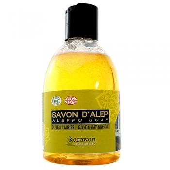 savon d'alep liquide bio