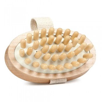 Brosse massage anti-cellulite
