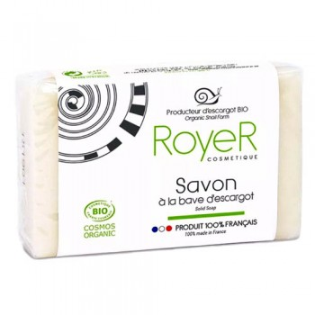 savon bave d'escargot Royer