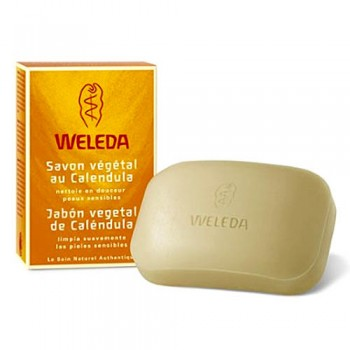 savon vegetal weleda