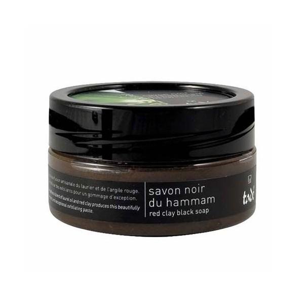 gommage savon noir cosmétique