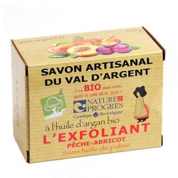 Savon Artisanal Bio L'Exfoliant