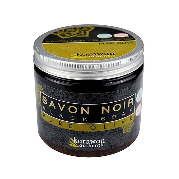savon noir marocain