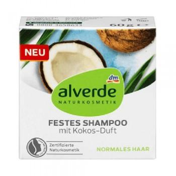 Shampooing Solide à la Noix de Coco