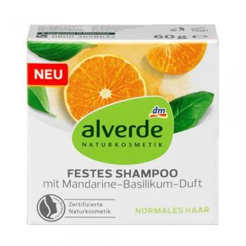 Shampoing Solide à la Mandarine