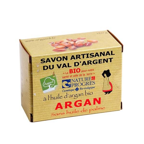 Savon Artisanal à l'Huile D'Argan
