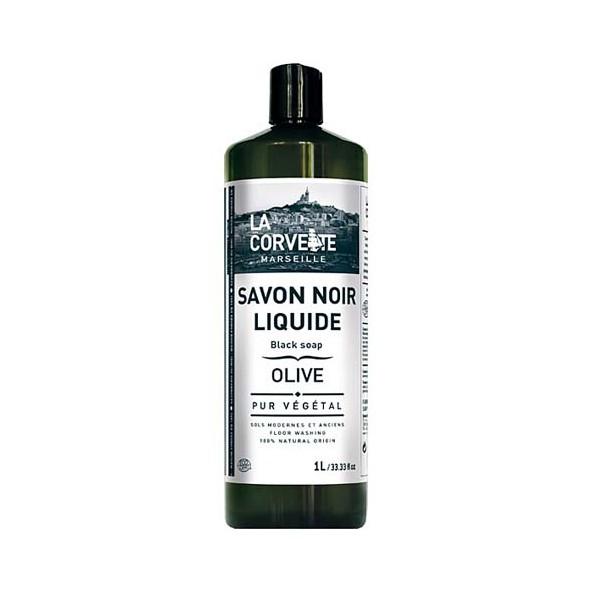 Savon Noir Menage Bio Naturel Avec La Corvette Plus De Corvee