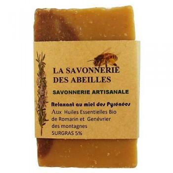 Savon Surgras au Miel des Pyrénées