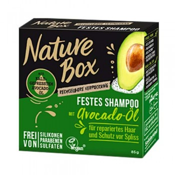 Shampoing Dur Naturel Vegan