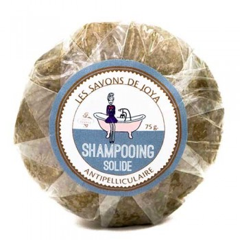 Shampoing dur naturel antipelliculaire