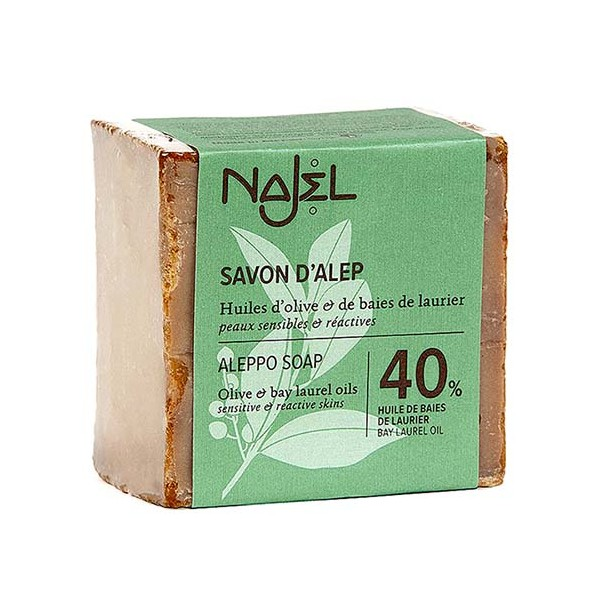 savon d'alep najel