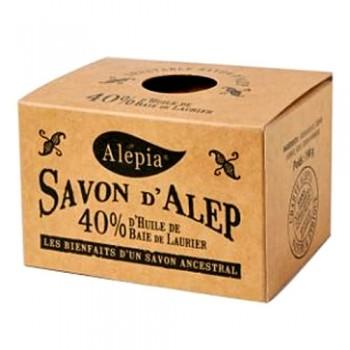 savon d'alep alepia