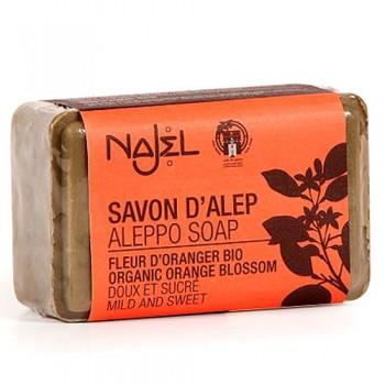 savon d'alep pas cher najel